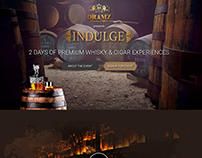 Dramz Premuim Whisky and Cigar Festival