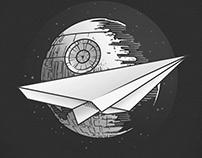 Paper Star Destroyer