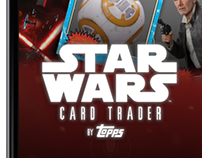 Star Wars Card Trader — App UX/UI & Content Design