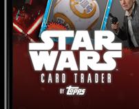 Star Wars Card Trader — App UX/UI & Content Design