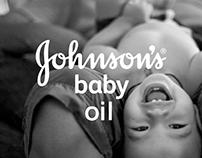 """Johnson's Baby Oil - """"Strengthen the Bond"""""""