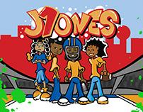 Childrens Book Illustrations   J1ONES: 2 Minute Warning