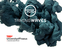 TEDxUniversity of Piraeus 2015 | Taming Waves