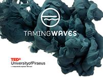 TEDxUniversity of Piraeus 2015   Taming Waves