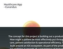 Healthcare App - Curandus