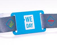 We Day Bracelets