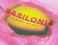 BABILONIA MAGAZINE What the **** are you looking at?