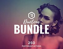 Duotone PS Actions Super Bundle