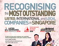 SBR and HKB Awards 2018 Ad