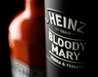 Heinz bloody mary