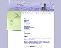 Playful website designs