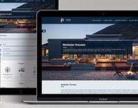 Prefab Service - Website
