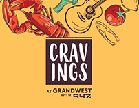 Cravings Food Festival - Proposal