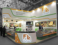 Foodland Stand, Prodexpo 2018, Moscow