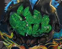 Driftwood Brewery x Engine Design Studios Mural