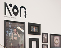 Non - unisex concept store