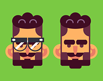 Personagens 1
