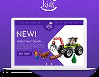 E-commerce Web Application (by Suretek)