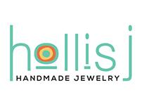 Hollis J Jewelry Logo