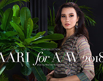AARI A/W 2018 Catalogue Shoot