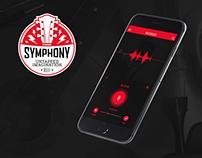 Symphony Music App