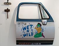 Wet 'n Wild // Carnage Show