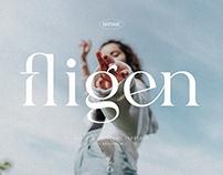 Fligen – Stylish Serif