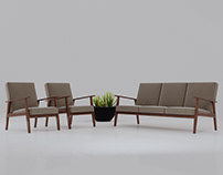 Sale | İkea Ekena Set Pro 3D Model