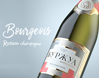 Bourgeois, Russian champagne