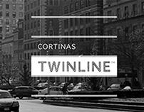 Twinline HunterDouglas Luxaflex