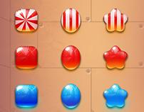 Match3 Puzzle Games Assets