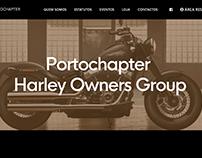 Portochapter - Harley Davidson