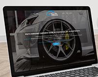 Strona www dla firmy Auto Odnowa