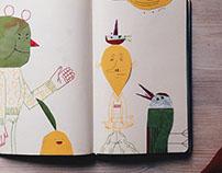 Sketchbooks №2