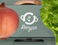 Recype - Nexus Player app