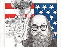 America, Allen Ginsberg Betty b festival