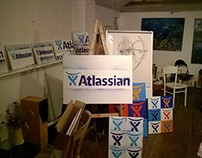 Atlassian Painting Commission 2015