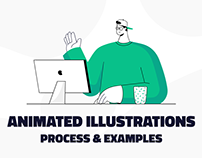 Interactive illustrations
