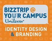 Unilever BizzTrip 2016 / Identity Design & Branding