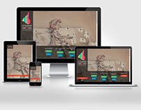 Sitio web para Festival Cine Caracas 2016