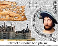 """Design of """"Les Châteaux de la Loire"""""""