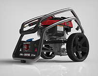 BLACK MAX Pressure Washer
