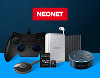 Online projects for NEONET 2017
