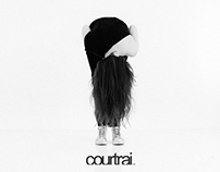 Courtrai - Untitled Project '12 - Clothing/Print Design