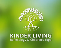 'Kinder Living' Branding