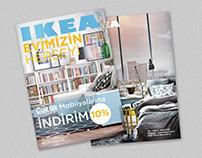 IKEA Catalog Design