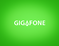GIGAFONE App landing page (version for Poland)
