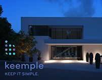 Keemple Smart Home | 3D Animation