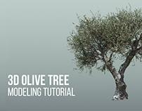 3D Olive Tree - Tutorial