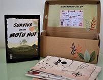 Survive on the Motu Nui